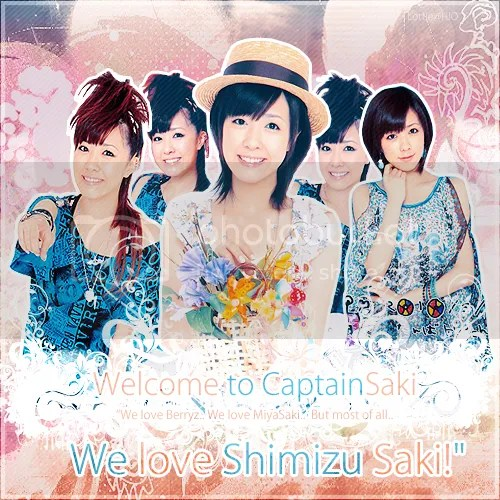 CaptainSaki Blog Banner