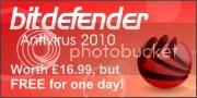 BitDefender Antivirus 2011 với bản quyền miễn phí 1 năm