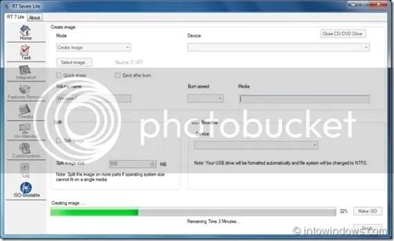 Tích hợp Windows 7 Service Pack 1 vào đĩa DVD cài đặt