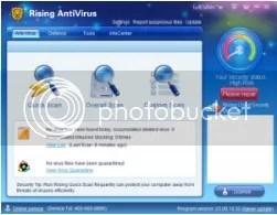 Bản quyền Rising Antivirus 2011 miễn phí 6 tháng