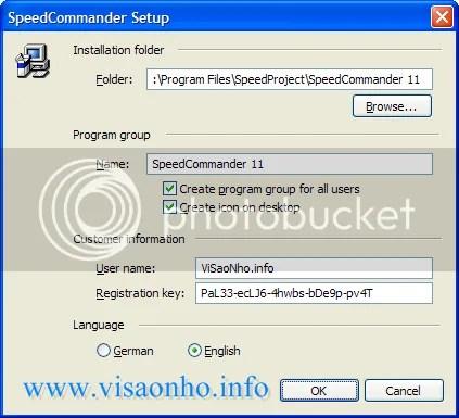 SpeedCommander 11 Serial