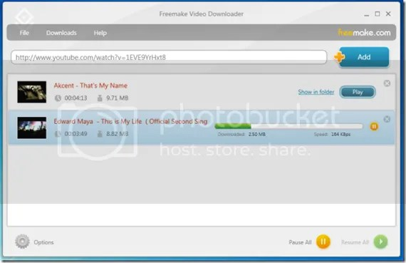 Download và chuyển đổi video với Freemake Video Downloader