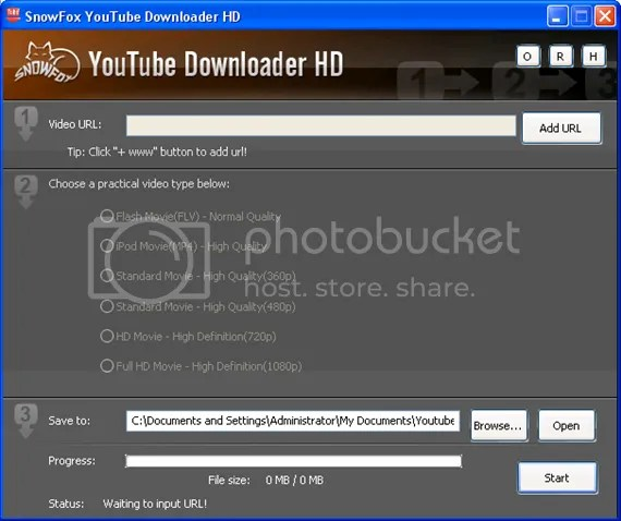 SnowFox YouTube Downloader HD: Key bản quyền miễn phí