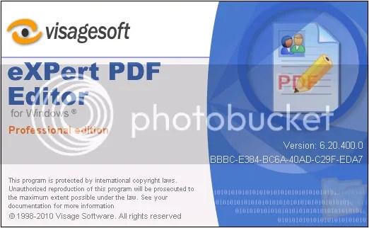 eXPert PDF 6.31 Professional với key bản quyền miễn phí