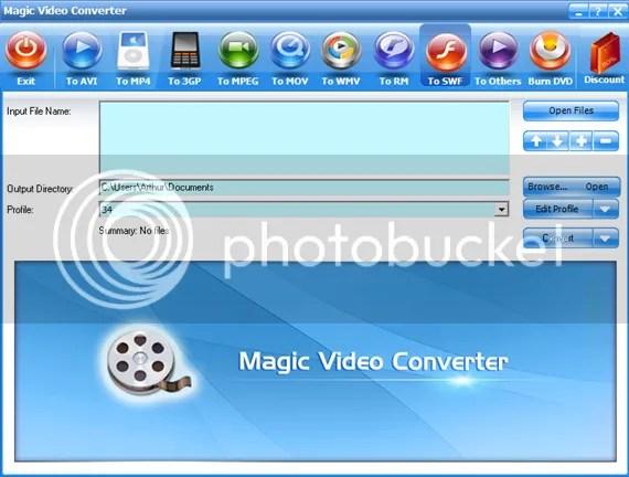Download Magic Video Converter với key bản quyền miễn phí