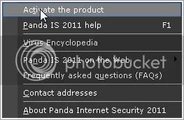 Download các sản phẩm bảo mật của Panda 2011 với key bản quyền miễn phí 90 ngày