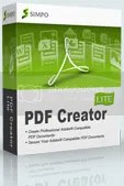 Simpo PDF Creator Lite là phần mềm tạo PDF miễn phí