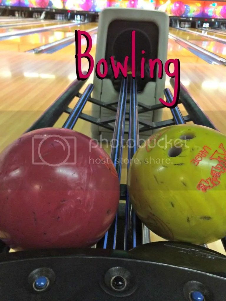 bowling, moments for the journey, alphabet date, letter b
