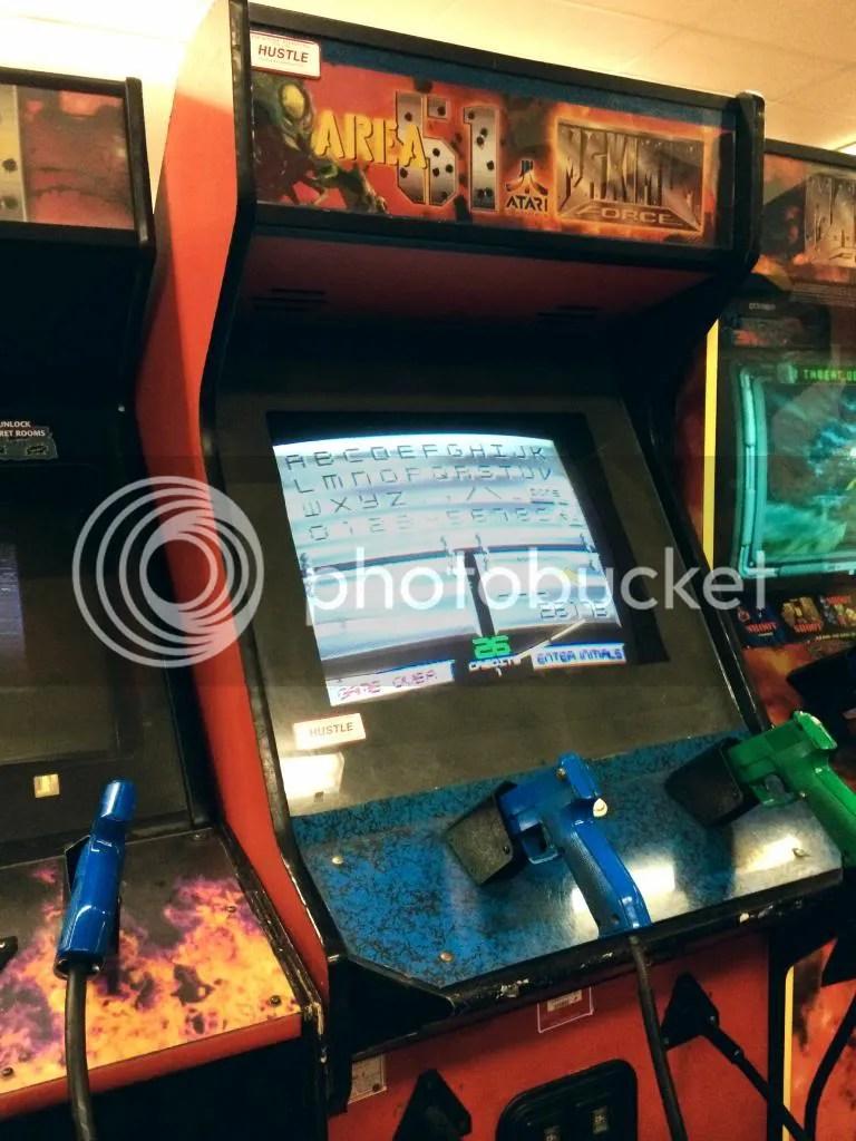 area 51, arcade