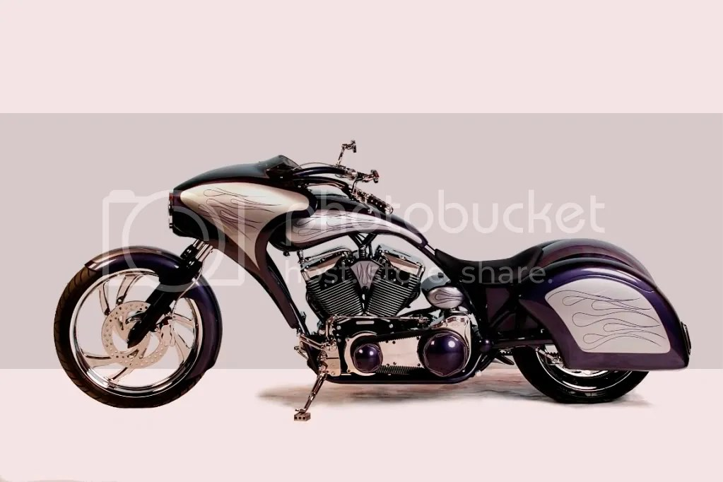 TYPES AND STYLES OF CUSTOM MOTORCYCLES ...