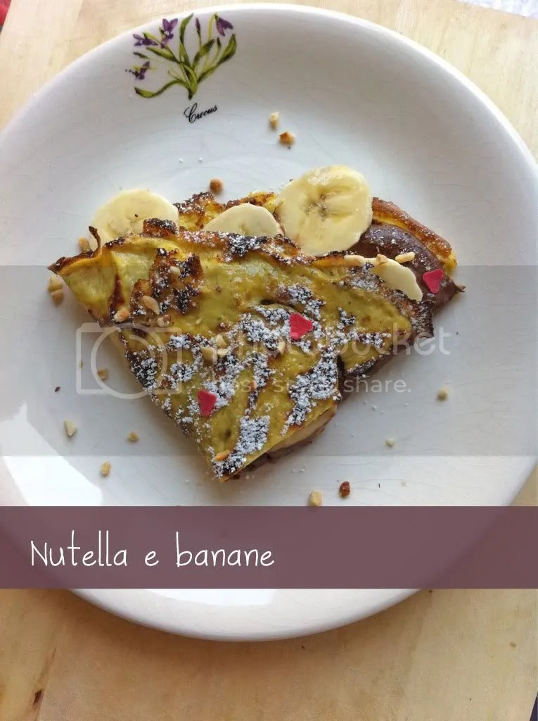 how to make crepes nutella with banana
