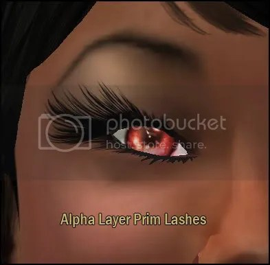 SL Eye Lashes