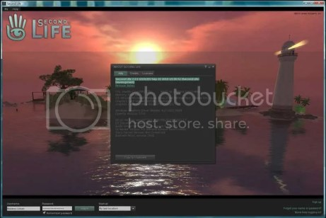 Second Life Viewer 2 1 1 Review   Nalates' Things & StuffNalates