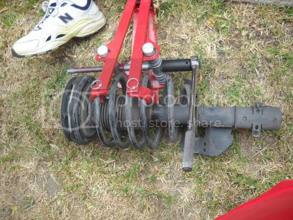 Inner Coil Spring Compressor Harbor Freight