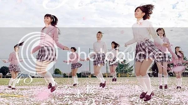 AKB48《化作櫻花樹》
