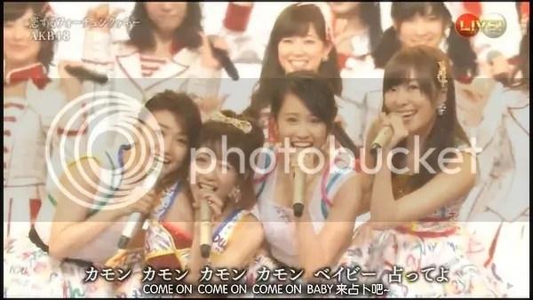 AKB48 in 第66屆紅白歌會