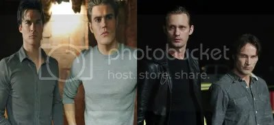 POLL: The Vampire Diaries VS True Blood