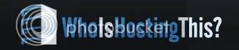 whoishostingthis.com logo