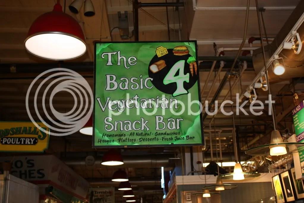 Basic 4 Vegetarian Sign
