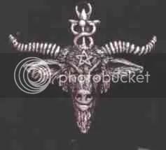 satanic ramhead