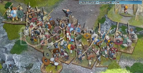 Vikingos - Salute 2010