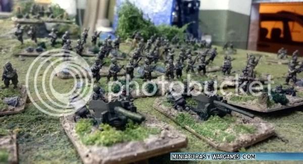 Infanteria USA - Flames of War