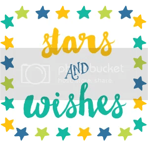 stars and wishes-button