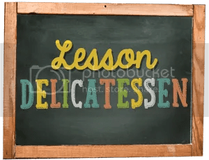 Lesson Deli-button