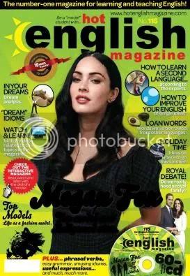 Hot English Magazine №115 (July 2011)