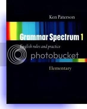 Grammar Spectrum 1,2,3: With Keys