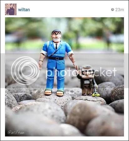 jdGONEMAD.net - Instagram Toy Photography