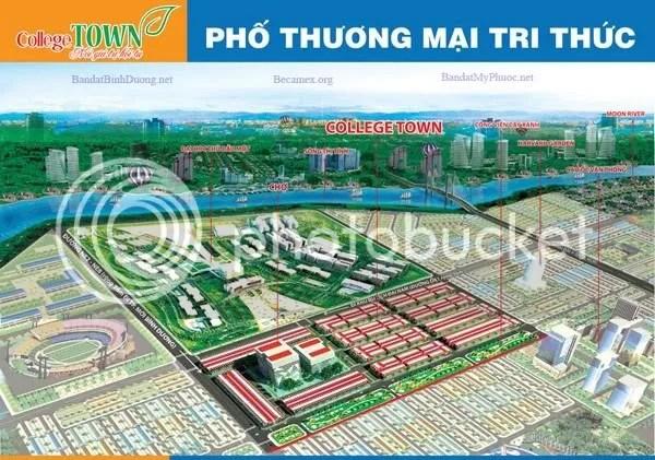 Phố Thương Mại Tri Thứ College Town