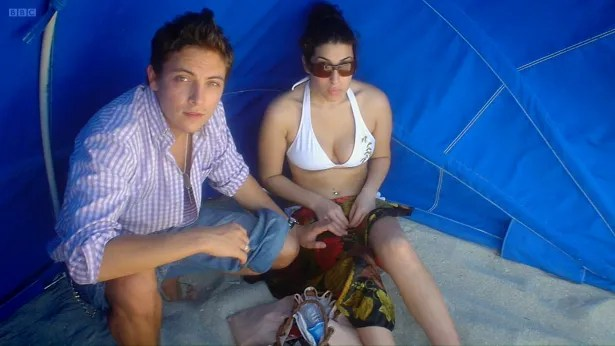 CAMPING WITH WINEHOUSE