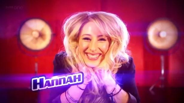 HANNAH!