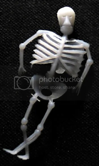 Skeleton #21 from Secret Fun Blog