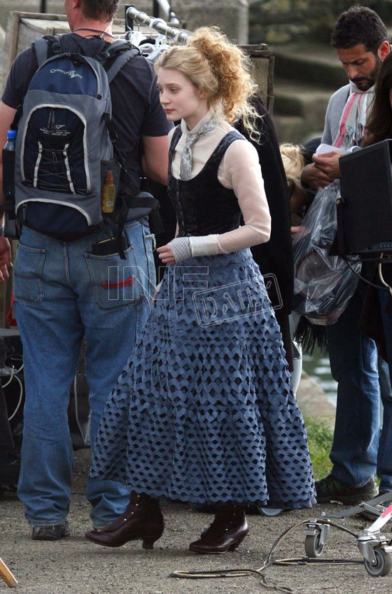 """Alice in wonderland"" Tim Burton"