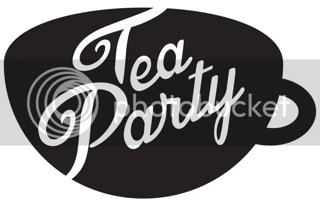Tea Party Logo M&S Picnic