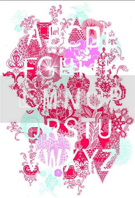 Hennie Haworth, 2009 - Alphabet