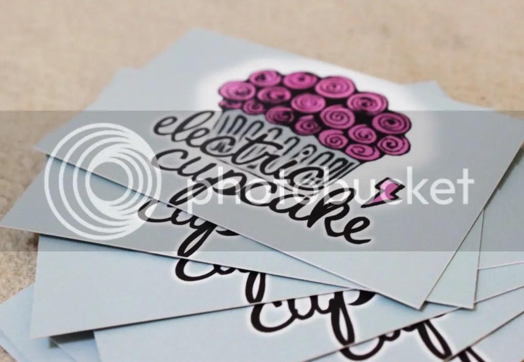 Hannah Furnell,Electric Cupcake