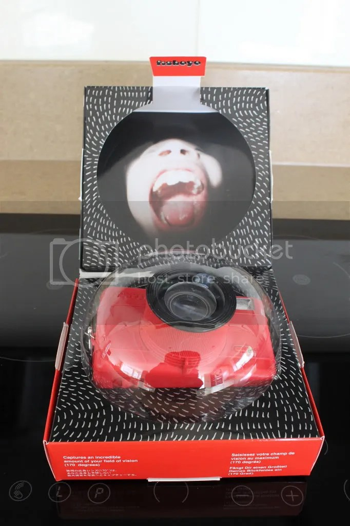 Lomography Fish-Eye