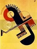 Joost Schmidt Bauhaus Logo