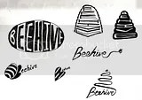 Beehive Pub Sign Design