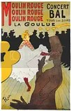 Toulouse Lautrec - Moulin rouge (1891)