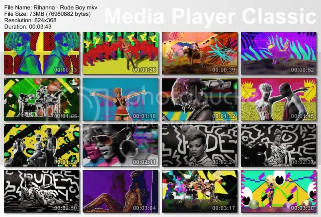 Rihanna Rude Boy 2010 Download Music Video