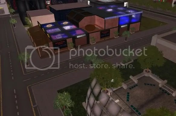 -DD-Mall Huge AdBoards