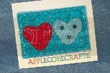 http://applecorecrafts.blogspot.com