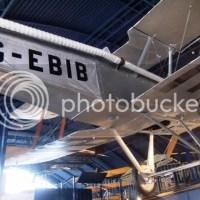 Major Savage's Sky-Writing Aeroplane