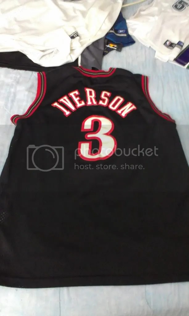 2a4c3a9fc8e How to spot fake NBA swingman Jerseys (On ebay/trademe/anywhere ...