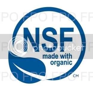 NSF Personal Care Logo