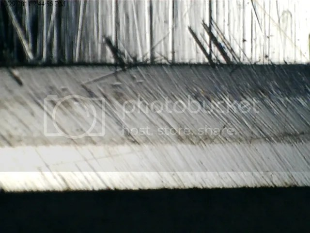 Klas Tornblom 185 - 16K Glass, 3 Layers of Tape